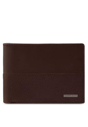 Billabong brown Downtown Slim-Line Wallet BI783AC0SXIJMY_1