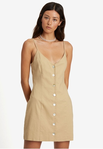 St MRLO brown Grenada Dress 43DCDAA060613FGS_1