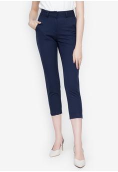 90f41fbd3 HERAPOSH blue Vicky Loose Casual Pants F48FDAA0845547GS 1