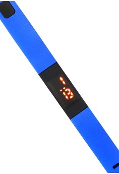 New Sporty LED Slim Rubber Watch
