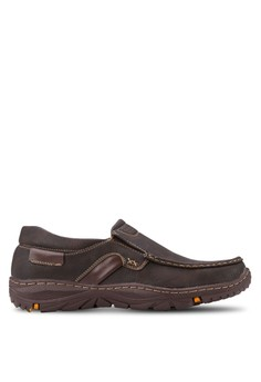 Matt Casual Slip On Shoes