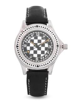 Unisex Quartz Regular Round Watch