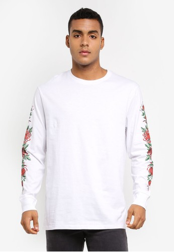 Cotton On white TBar Long Sleeve T-Shirt A0D37AA4A6FCD2GS_1