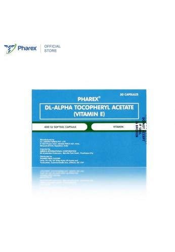 Pharex E n/a Pharex Vitamin E 30s 35A82ESAC9A5AAGS_1