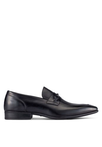 ALDO black Noffo Formal Loafers AL087SH0RLP4MY_1