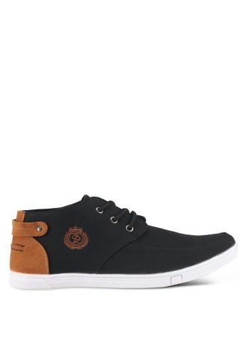 Albertini black Sneaker Boots 74B49SHE34A8D0GS_1