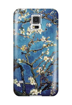 Almond Blossom Matte Hard Case for Samsung Galaxy S5