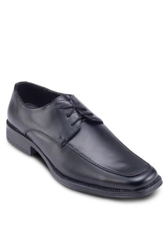 經典方頭esprit 衣服繫帶商務皮鞋, 韓系時尚, 梳妝