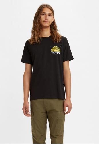 LEVI'S black Levi's® Men's Classic Graphic T-Shirt 22491-0860 F7F4EAA8BDE590GS_1