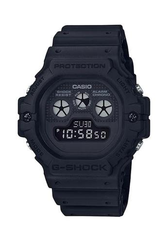 G-SHOCK black CASIO G-SHOCK DW-5900BB-1 6A627ACD1016D3GS_1