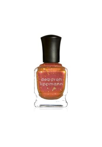 Deborah Lippmann orange Marrakesh Express DE207BE42WNPSG_1