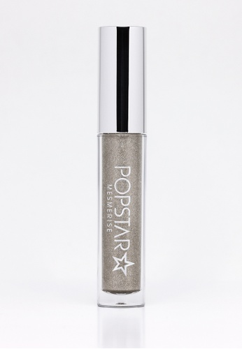 Popstar Cosmetics silver Mesmerise Mousse Eyeshadow, Bewitch FA9A3BE227428EGS_1
