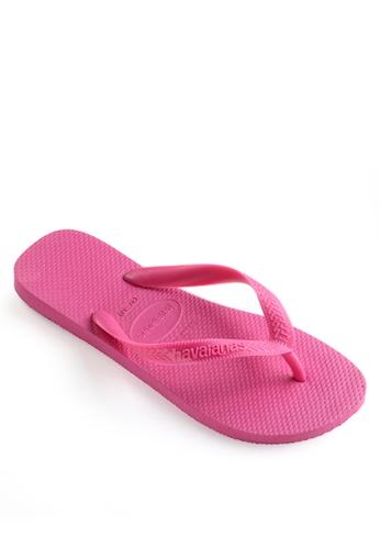 Havaianas pink Top Flip Flops 7B3C7SH1CCEA5BGS_1