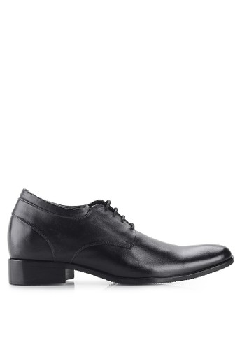 Keeve black Keeve Shoes Peninggi Badan Formal 075- ykli 4B5D9SHBBB4D11GS_1
