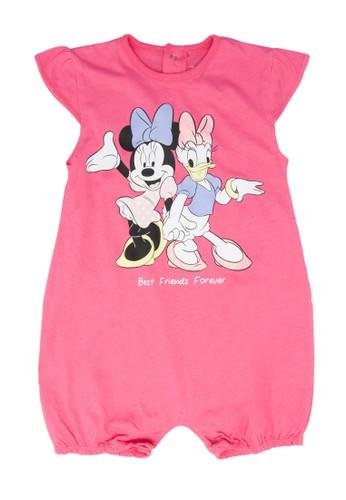 FOX Kids & Baby pink Disney Romper 7F0A1KAD667CF3GS_1
