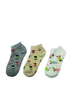Bear Socks Set (3 pieces set)