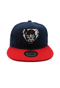 harga Snapback Kids - Bull Dog - Red Zalora.co.id