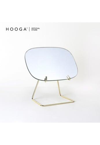 HOOGA silver Hooga Toiletries Table Mirror Harrison (Bundle of 2) 4CCF7HL8DBA8F2GS_1