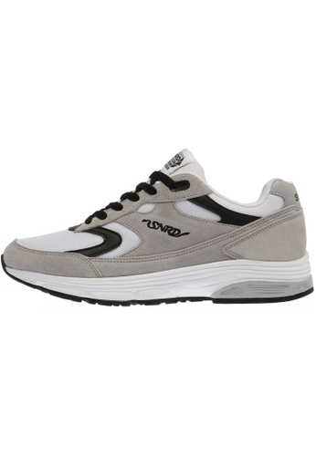 paperplanes SNRD-714 Unisex Fashion Curved Sports Sneakers Shoes US Women Size PA110SH96ZLFHK_1