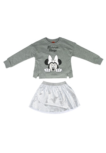 OVS grey Girls Clothes Set F8B06KAB8A547BGS_1
