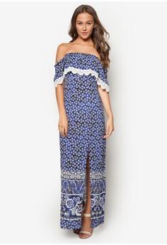 Devina Dress in Print