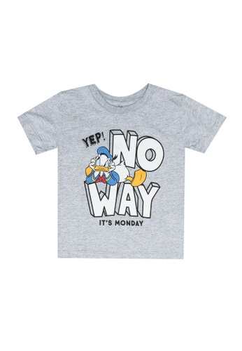 FOX Kids & Baby grey Fox Newborn & Baby Disney Collection Graphic Tee FE457KAB4C9B7EGS_1