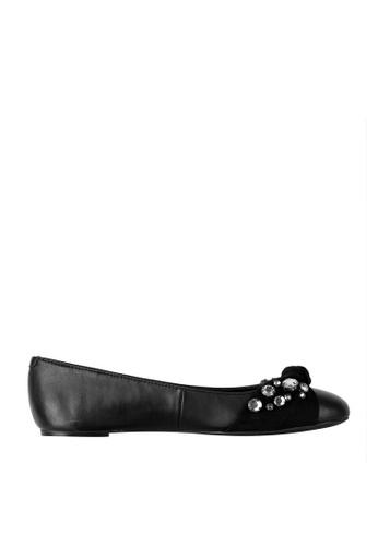 Nine West black NWMAUDISA Loafer Flats NI432SH0GZ83SG_1
