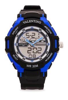 Digi-Analog Watch 20121208