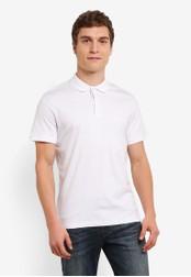 Selected Homme 白色 Delan Polo Shirt SE364AA0SA5NMY_1