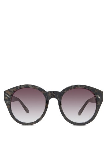 esprit台灣門市狗仔隊太陽眼鏡, 飾品配件, 圓框