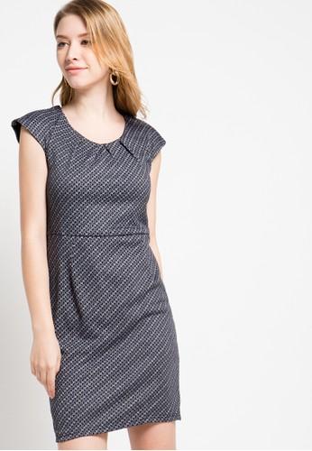 sophistix white Vega Knit Dress SO829AA78YSFID_1