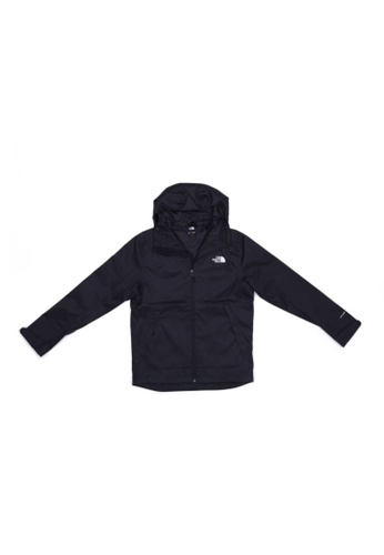 The North Face black The North Face Men's Millerton Snap In Jacket TNF Black FEDD4AAFD5E3ADGS_1