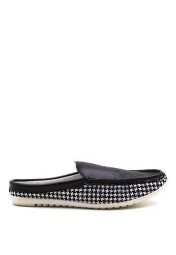 London Fashion black Von D10 Formal Shoes   LO229SH24ZKTPH_1