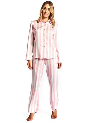 Fairy Floesprit 台北ss 條紋長袖睡衣套裝, 服飾, 睡衣套裝