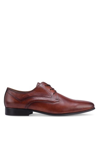 ALDO brown Ereasen Dress Shoes 50347SHB1EAB74GS_1