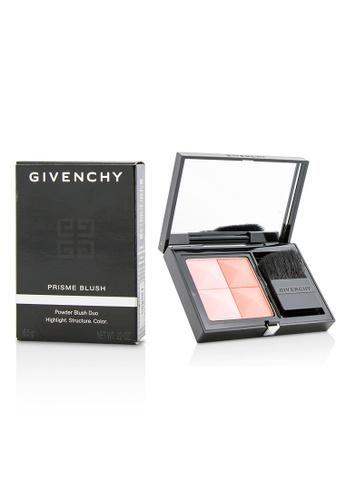Givenchy GIVENCHY - Prisme Blush Powder Blush Duo - #03 Spice 6.5g/0.22oz 363B0BEF4A660FGS_1