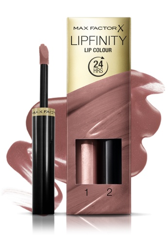Max Factor brown Max Factor Lipfinity Lipstick, 3.4 g, 350 Essential Brown 8CFA6BEAC10CFBGS_1
