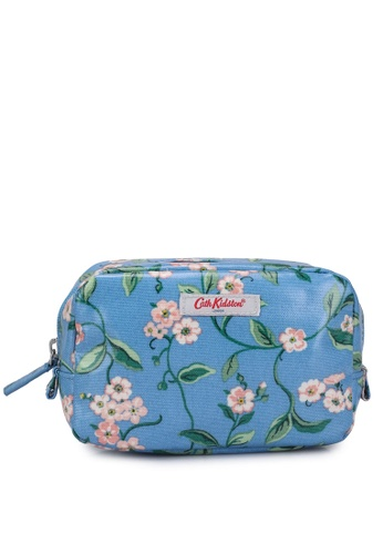 Cath Kidston blue Forget Me Not Classic Make Up Case 9ECC6ACB8D139AGS_1