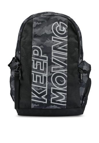 Anta black KM Backpack 73665AC89D01D7GS_1