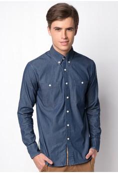 Alakli Long Sleeves Shirt