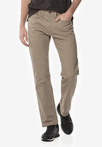 d9d584f4f6 Shop Levi's 505™ Mens Regular Fit Pants Online on ZALORA Philippines