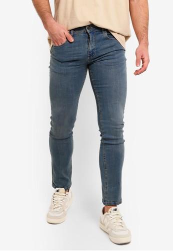Cotton On blue Slim Fit Jeans 05FB3AA6B3100FGS_1