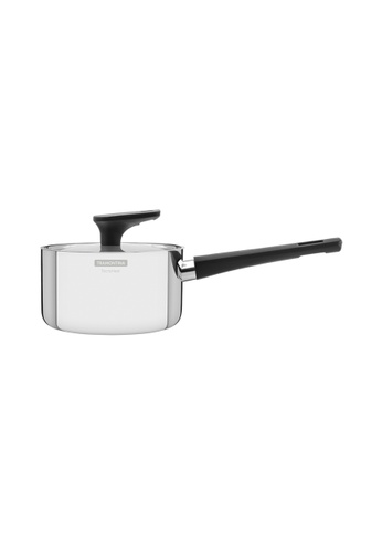 Tramontina silver Tramontina Sauce Pan Stainless Steel Triple-ply body Grano A31B6HLD1EA772GS_1