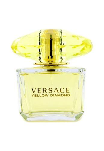 Versace VERSACE - Yellow Diamond 香愛黃鑽女性淡香水  90ml/3oz 39969BE96C6C7CGS_1
