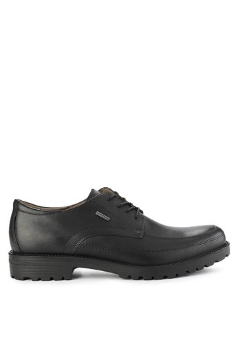 Hush Puppies black Fremont Lace Up 8E994SHF259F77GS_1
