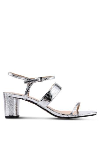12aa13d8747bc Buy TOPSHOP Dita Strap Heeled Sandals Online on ZALORA Singapore