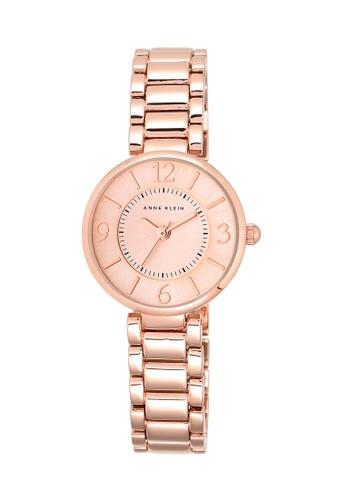 Anne Klein multi Anne Klein Ladies - Rose Gold-toned Metal Bracelet Watch AK-1870RGRG AN844AC0RGS8MY_1