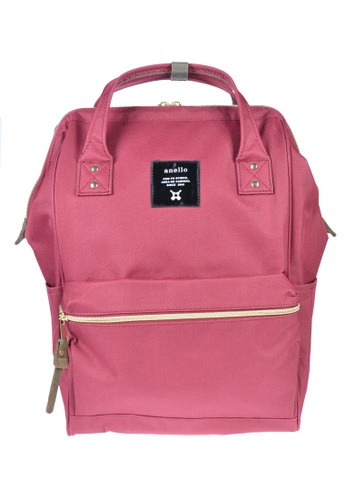Anello pink anello Polyester Backpack DE63BACECBA241GS_1