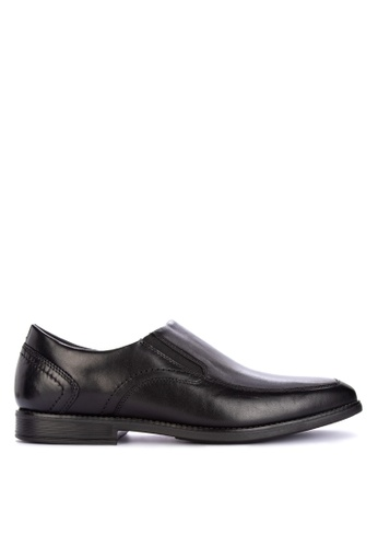 Rockport black Slayter Slip On Formal Shoes F2A8BSHD278862GS_1