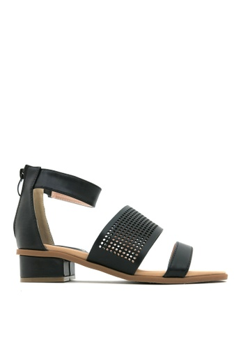 "Carlo Rino black Carlo Rino 33340-B028-08 1""Strappy Dress Sandals ADE54SH79A49E0GS_1"